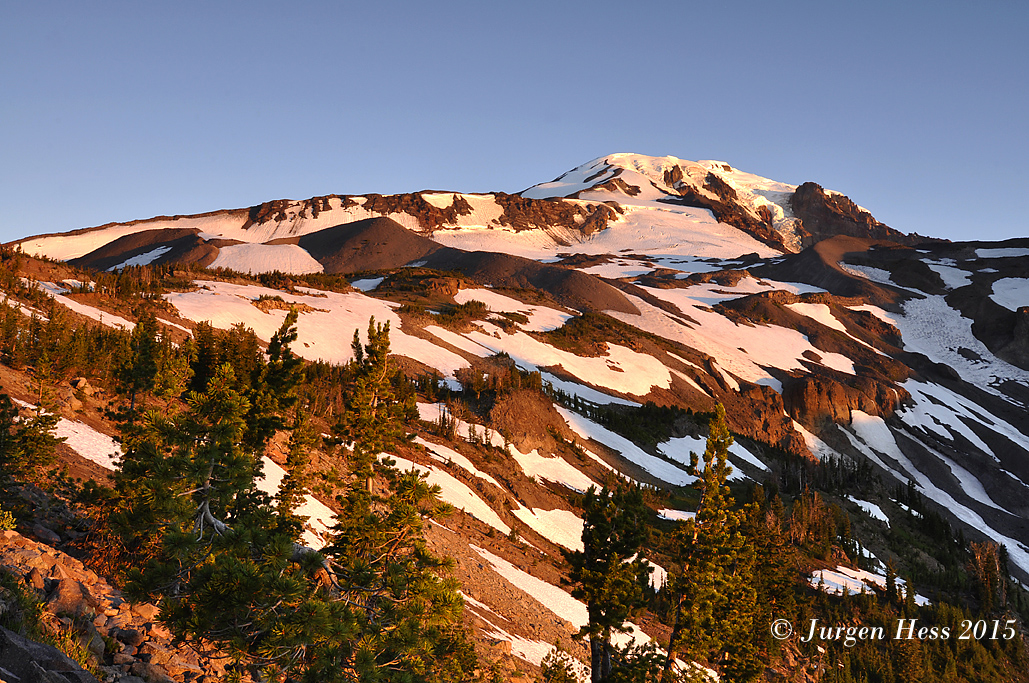Mt Adams sunrise 0088