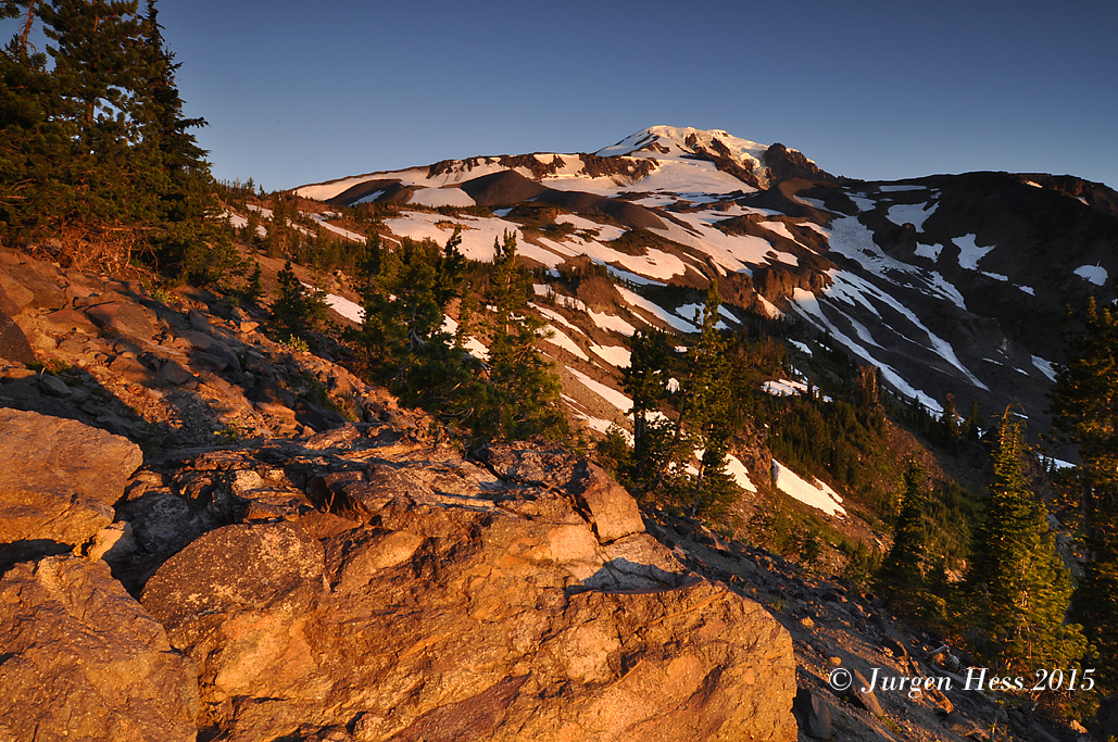 Mt Adams sunrise 0093